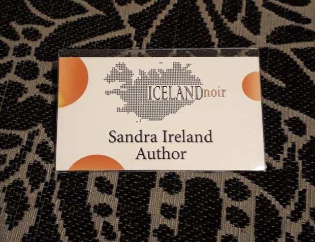 Blog Sandra Ireland